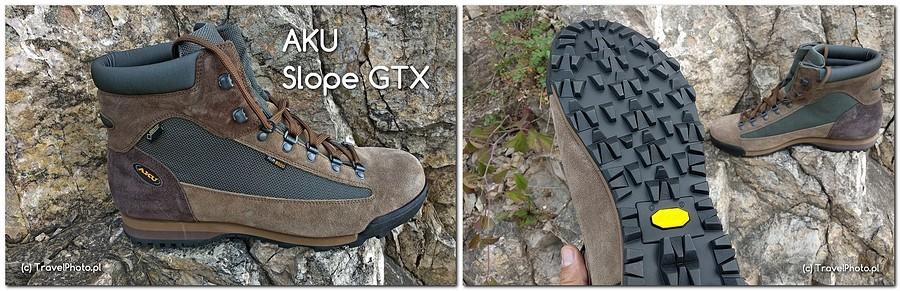 <em><strong>Buty trekkingowe AKU Slope GTX</strong></em>