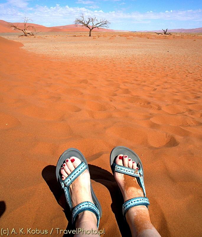 To idealne buty na pustynię!