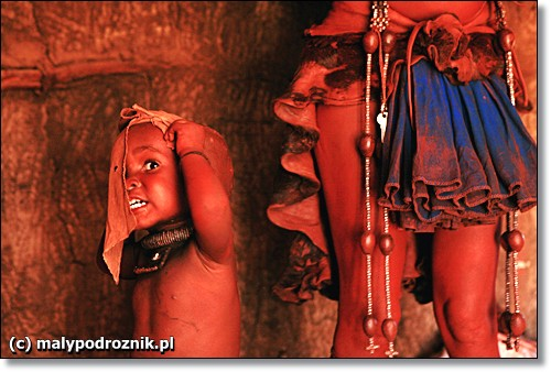 Dzieci Himba