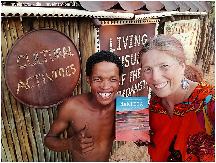 Nasza książka już w Namibii!