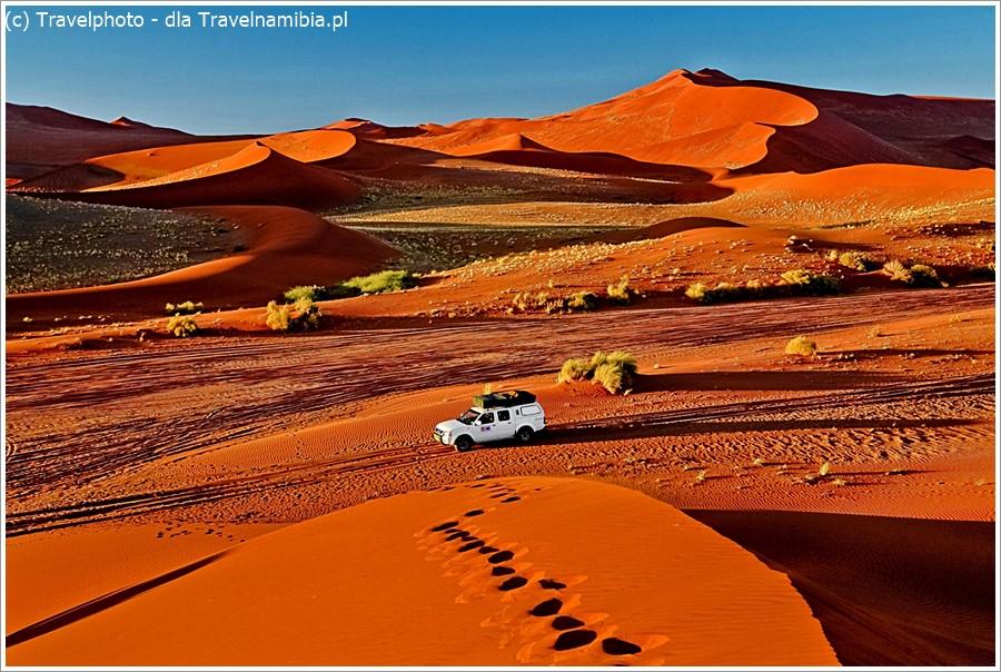 Namibia first - w naszych sercach też jest pierwsza!