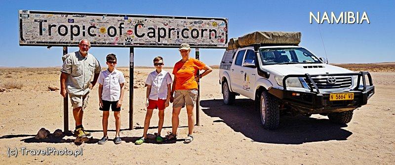 Namibia - idealny kierunek na rodzinny wyjazd.