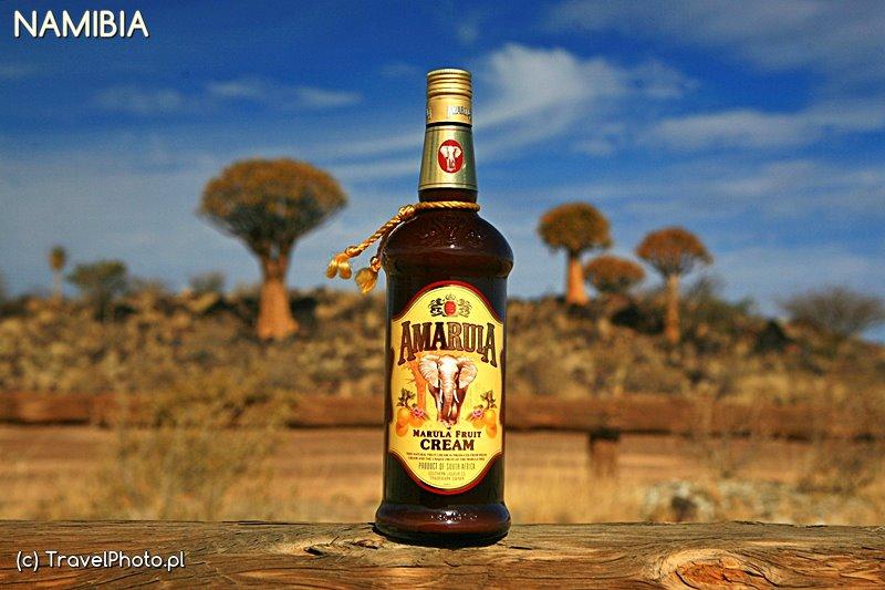 <em><strong>Kultowy alkohol: unikatowa Amarula!</strong></em>