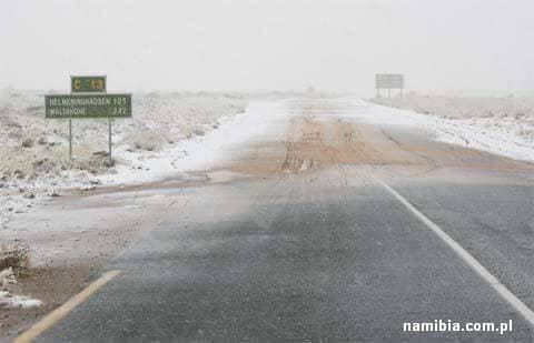<em><strong>Jest zima - jest i śnieg!</strong></em>