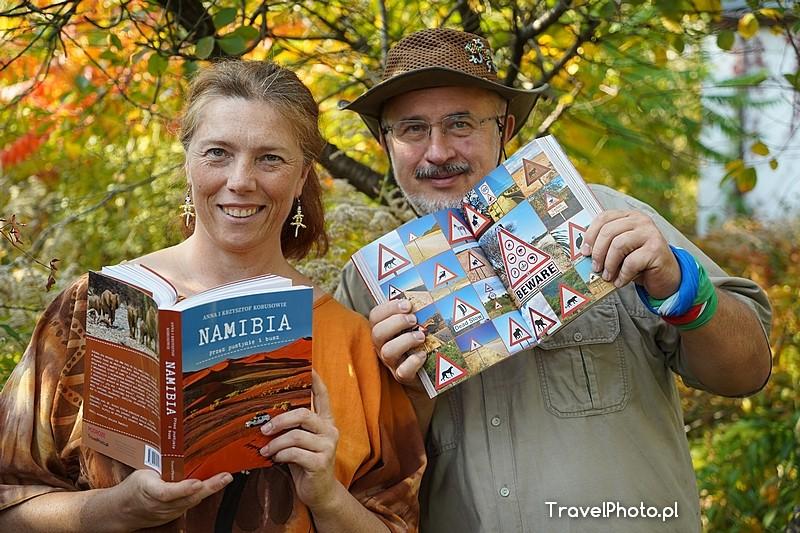 NAMIBIA. Przez pustynię i busz. Historia tej książki to część naszego życia!