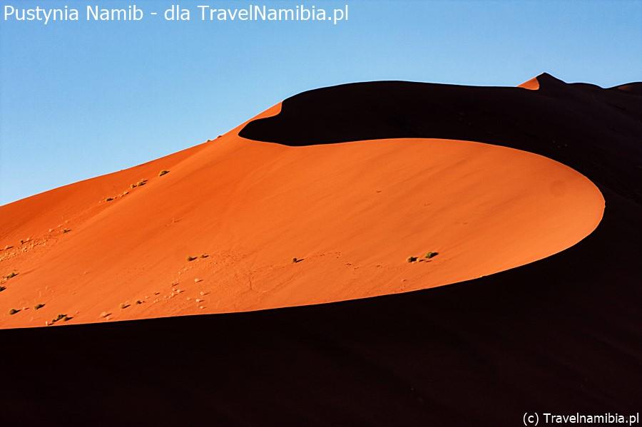 Pogoda na Pustyni Namib jest praktycznie gwarantowana - ale czasem bywa zimno!
