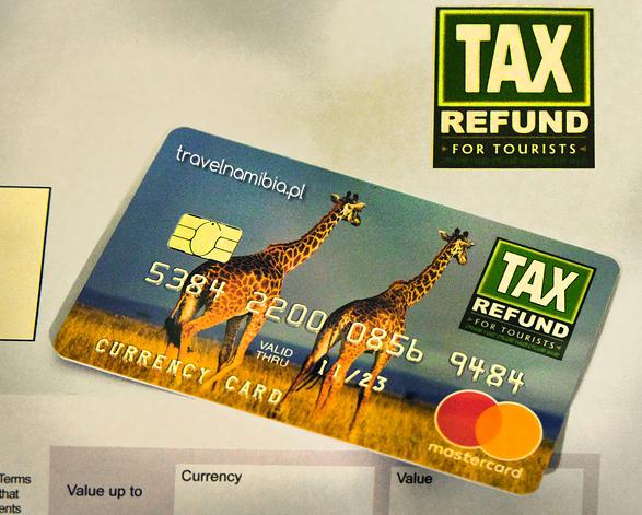 Zwrot podatku VAT - dostaniesz taką kartę.
