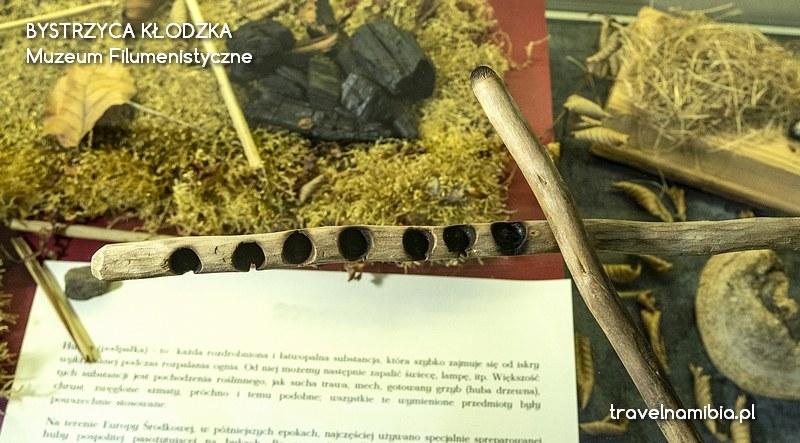 <em><strong>Buszmeńska zapalniczka przekazana do Muzeum Filumenistycznego w Bystrzycy Kłodzkiej</strong></em>