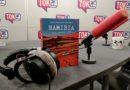 O Namibii i książce w radiu TOK FM u Ewy Podolskiej!
