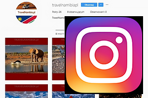 TRAVELNAMIBIAPL – to nasz Instagram!
