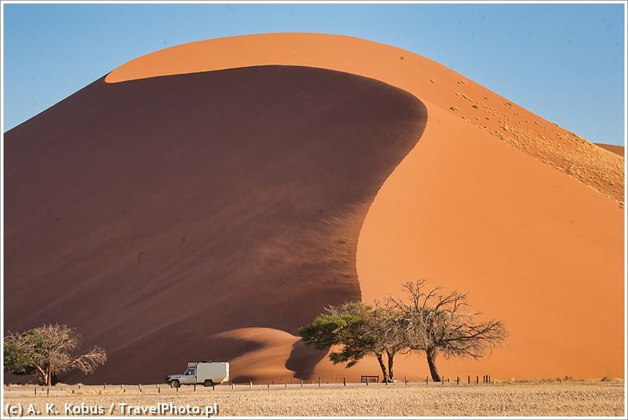 Dune 45 - ma charakterystyczny kształt i jest jedną z najpopularniejszych do zdobycia.