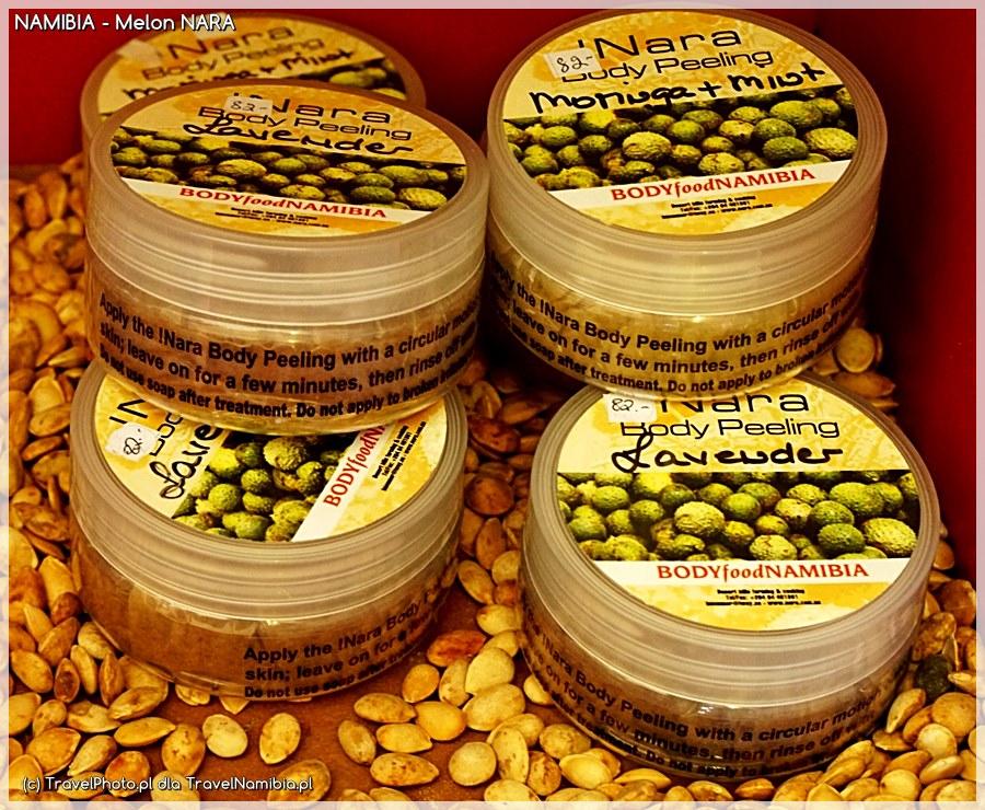 Niektóre kosmetyki mają dodatkowe składniki jak np. lawendę lub drzewa morniga.