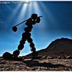 Man of Stone (Idący w słońcu) – Historia jednego zdjęcia