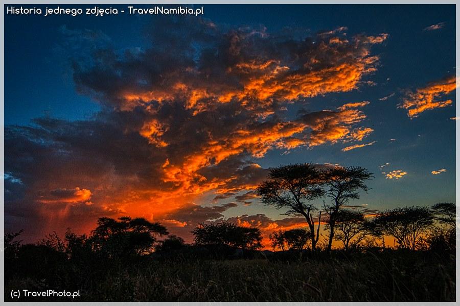 NAMIBIA. Taniec chmur – Historia jednego zdjęcia