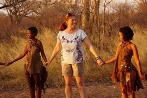 Z Anią do Afryki!