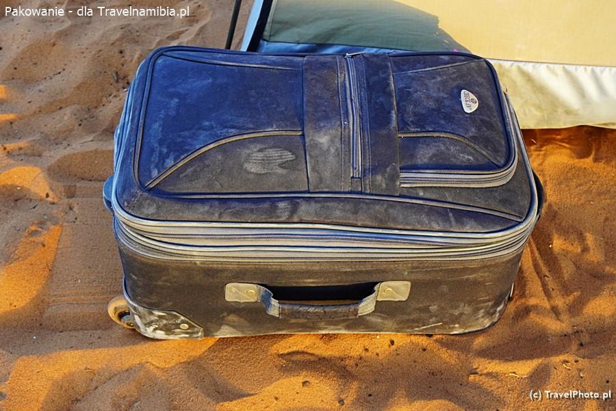 Zapewne tak będzie wyglądać twoja walizka.