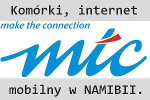 NAMIBIA – telefony komórkowe i internet mobilny