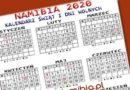 Święta w Namibii w 2020 roku
