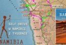 SELF-DRIVE Namibia w 2 tygodnie