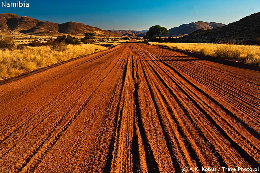 Namibia czeka na turystów!