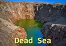 Namibijskie Dead Sea (Strathmore Mine)