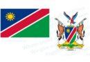 Flaga, godło i hymn Namibii