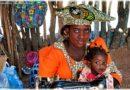 Kobiety Herero i Herero Market