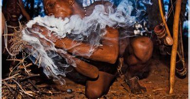Buszmeni – gdzie ich spotkać w Namibii?