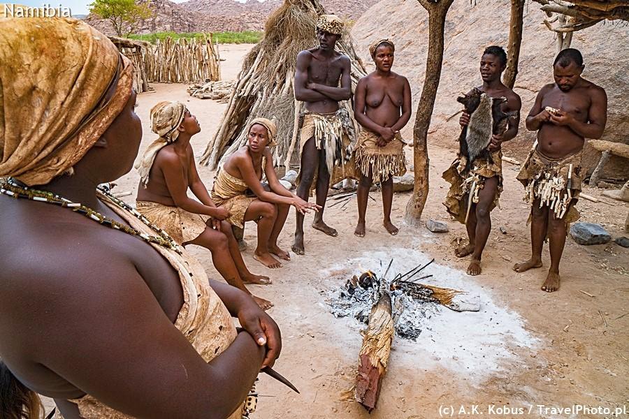 Damara Living Museum - spotkanie z tradycją.