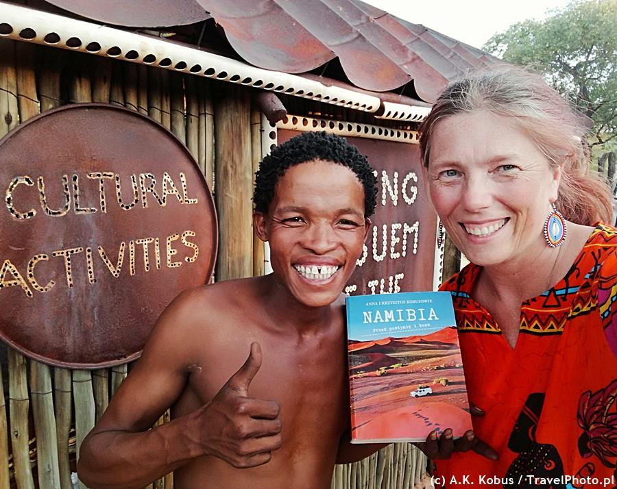 Nasza książka w Namibii bardzo się podoba!