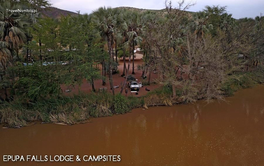 Epupa Falls Lodge and Campsites