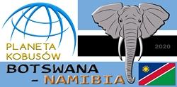 Botswana i Namibia 2020