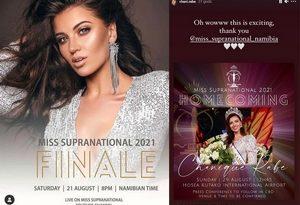 Miss Supranational 2021 – NAMIBIA!